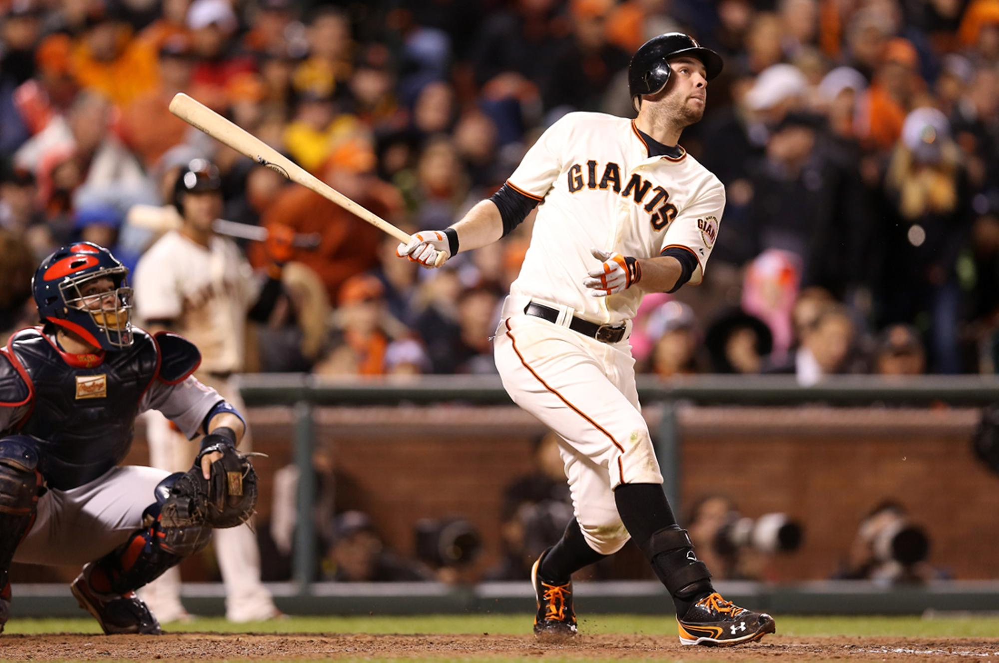 Brandon Belt - Sleeper