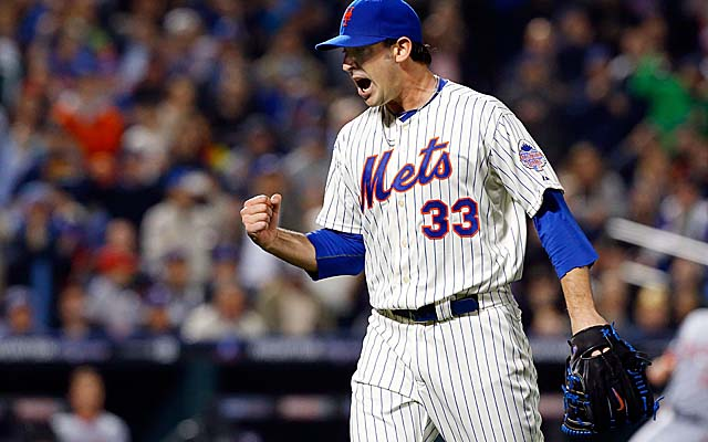 Matt Harvey Comeback