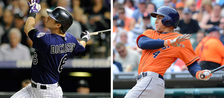 Showdown: Dickerson vs Springer