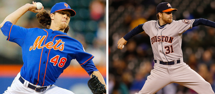 Showdown: DeGrom vs McHugh
