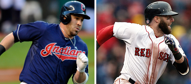 Showdown:Kipnis vs Pedroia